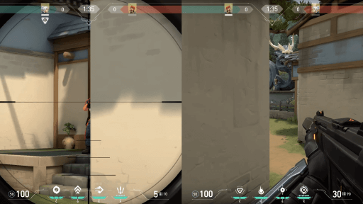 Aiming & Crosshair Placement