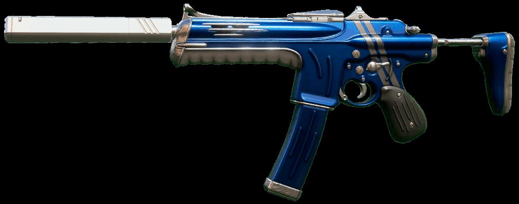 Luxe Spectre Blue